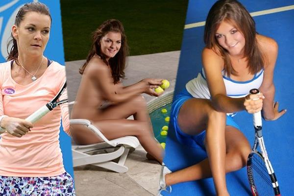after nude photoshoot radwanska face lots of controversy