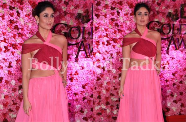 kareena kapoor khan at lux golden rose awards