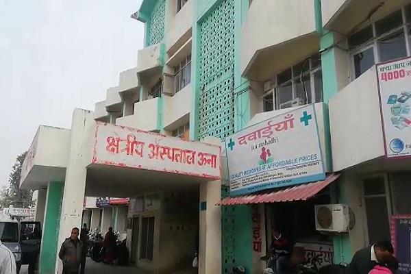 investigation on 2 cases of death in hospital