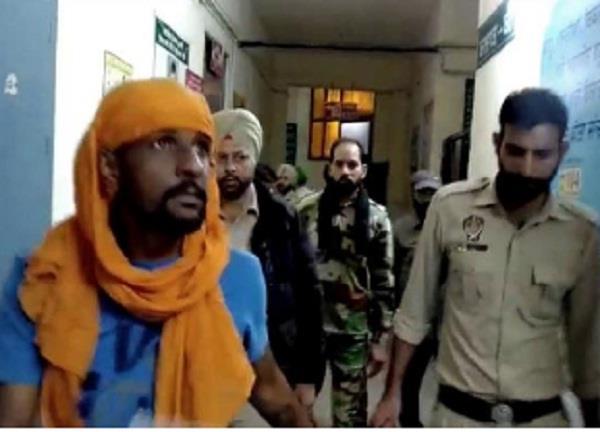 dispute in faridkot jail