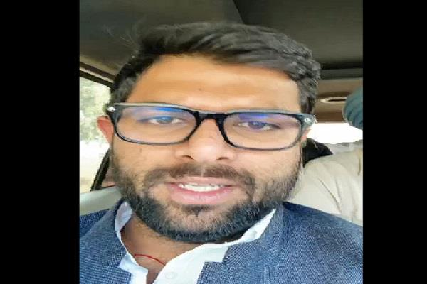 digvijaya chautala disagrees with news of amit shah meeting