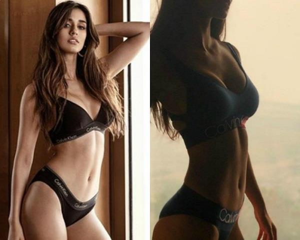 disha patani fit and toned body pictures