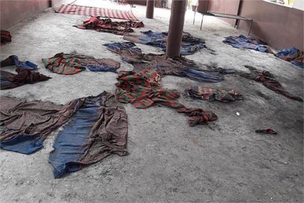 gurdaspur churches fire