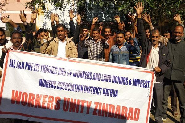 phe employees on strike