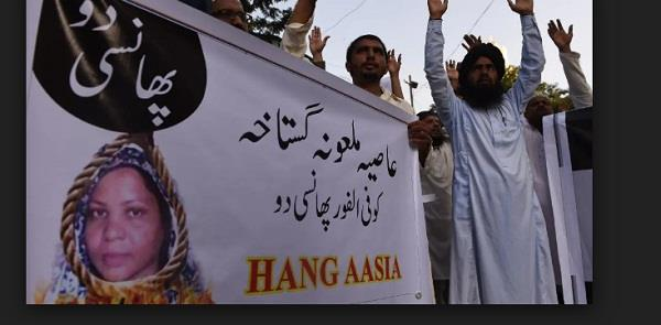 deal to end pakistan protests over asia bibi blasphemy case