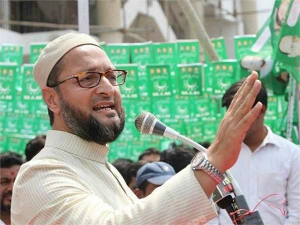 shah want to create a muslim free india owaisi
