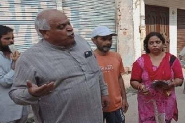 jalandhar former mayor sehgal gets beaten by court will go to prison