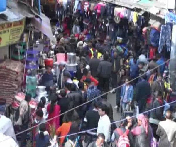 festive season in shimla