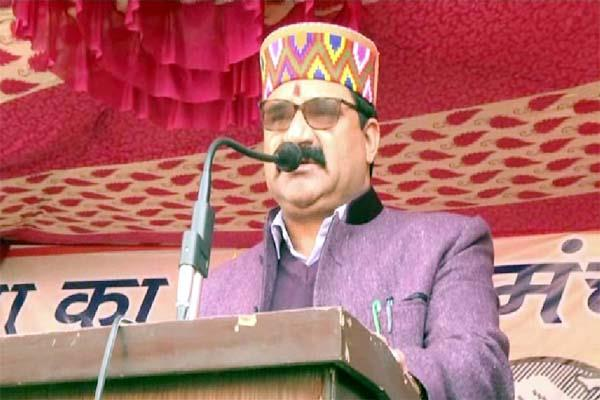 saving of public money and time from the janmanch  govind thakur