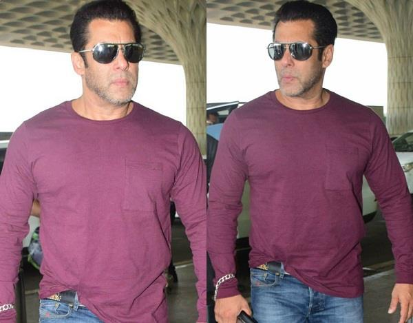 film bharat salman khan left for a month long schedule in punjab