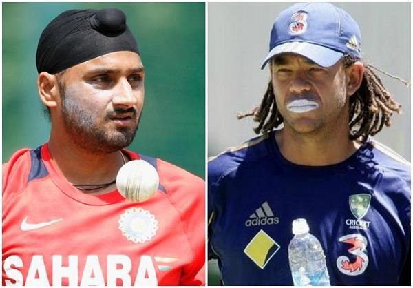 Harbhajan Singh And Symonds Image, Sports