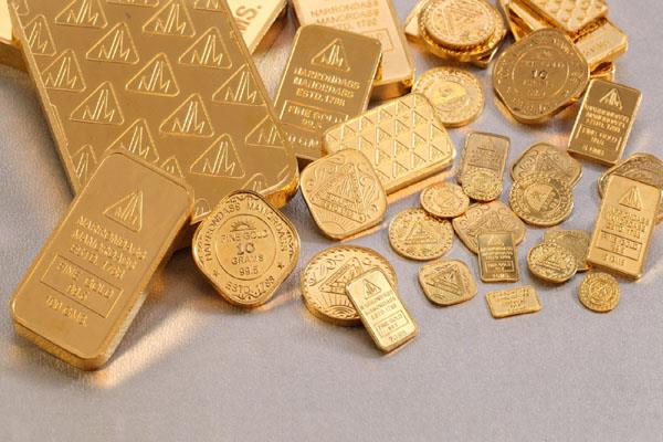 gold prices rise rs 100 on buying by local jewellers