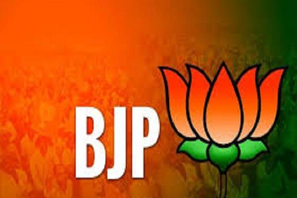 bjp sealed 70 candidates view full list