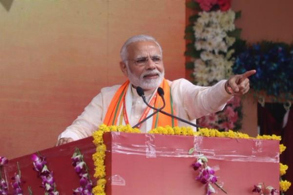 chhattisgarh pm modi to rally tomorrow in jagdalpur