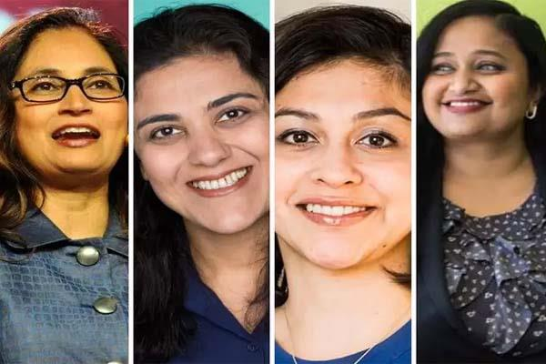 4 indian origin women in forbes top female us tech moguls