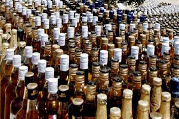 three liquor smugglers arrested