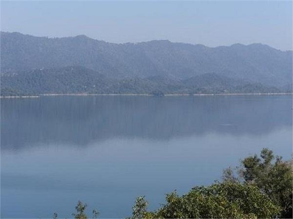 gobind sagar lake will be the center of water sports