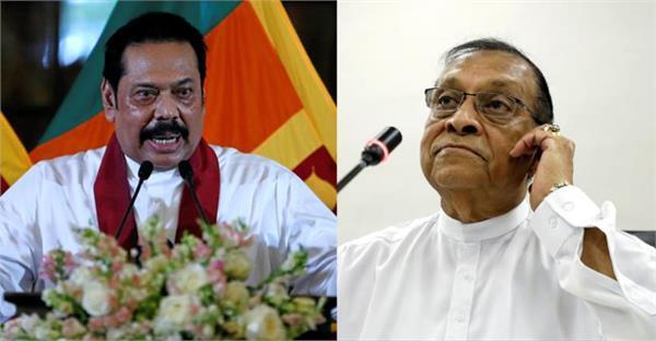 sri lanka speaker refuses to recognise rajapaksa as pm