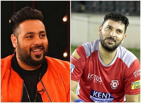 Yuvraj And Badshan image