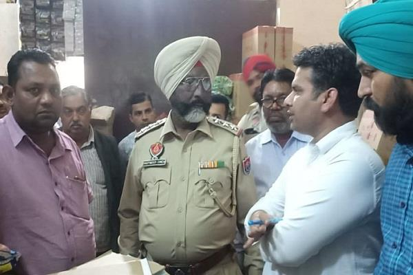 desi ghee recovered sri muktsar sahib police