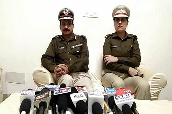 dgp bs sandhu commented for haryana police recruitment