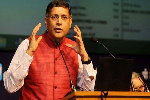 arvind subramanyam says noteban is dangerous step
