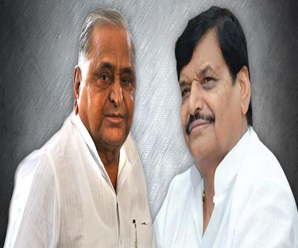 mulayam s involvement in shivpal s maharally after b day party suspicious