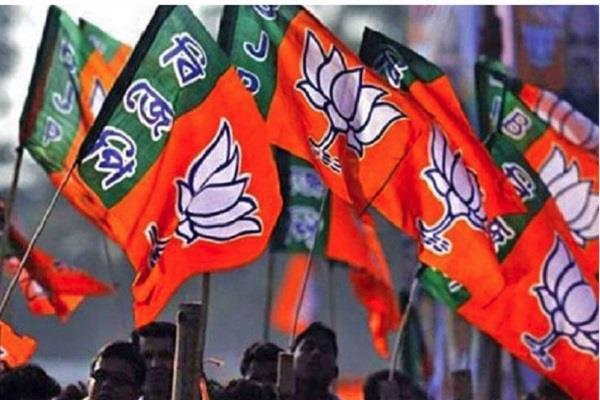 bjp big action before elections