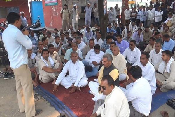 haryana roadways strike may start again employees warned
