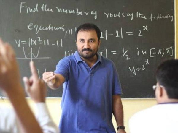 anand kumar founder of super 30 will be honored in dubai