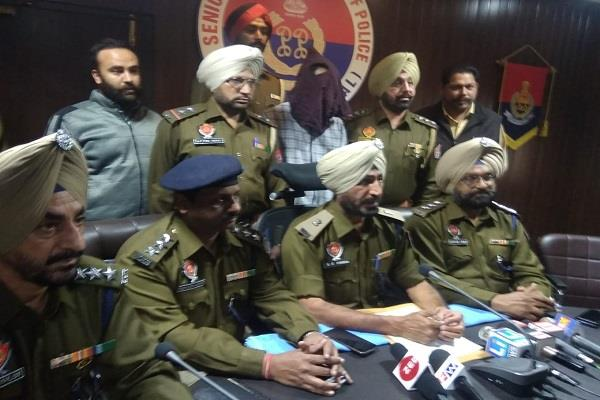 500 gms of narcotics smuggled with heroin