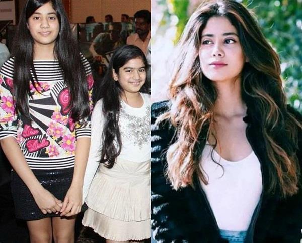 18 साल की हुईं श्रीदेवी की बेटी खुशी, बड़ी बहन जाह्नवी ने शेयर की बचपन की पुरानी यादें