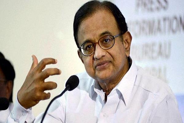 congress p chidambaram narendra modi vallabhbhai patel