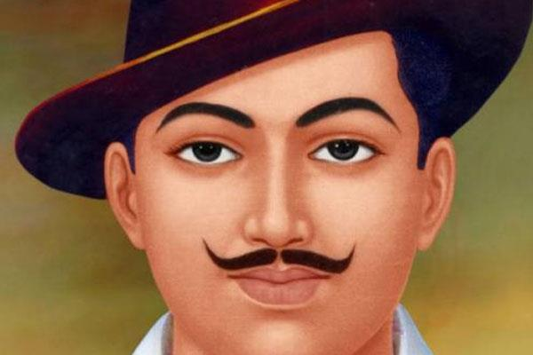 commission asked the government whether bhagat singh has got martyr status