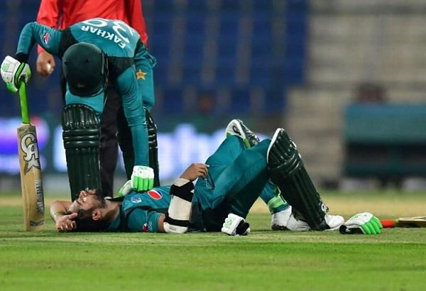 Imam ul Haq Injury
