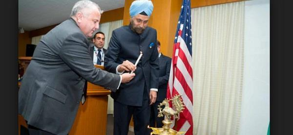 us state department indian embassy jointly celebrate diwali