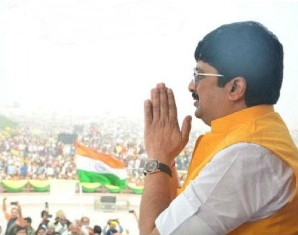 on completion of 25 years in politics raja bhaiya