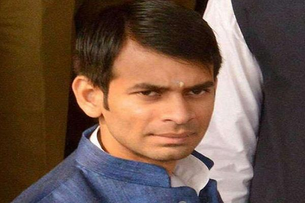 statement of tej pratap yadav on divorce case