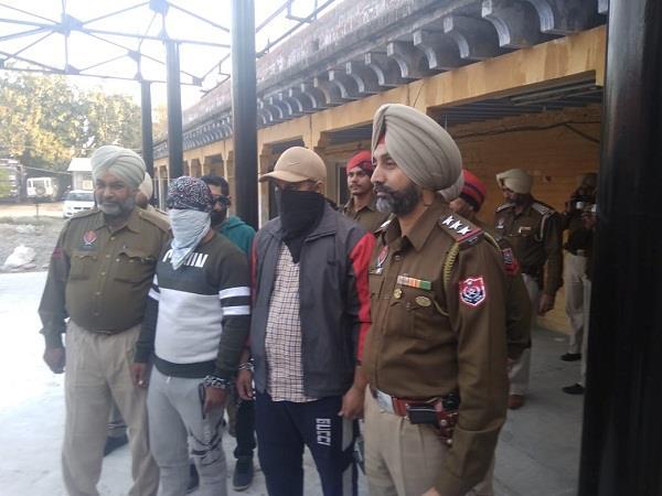 accused arrested jalandhar