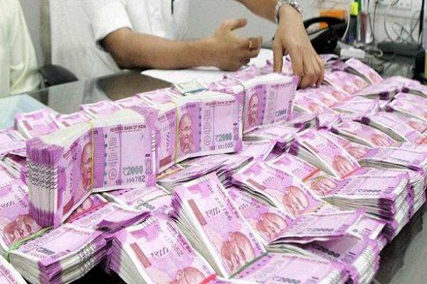 mp election seized 29 lakh 50 thousand rupees