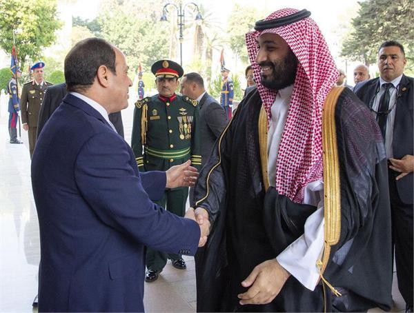 after khashoggi s murder saudi prince looks to rebuild image abroad
