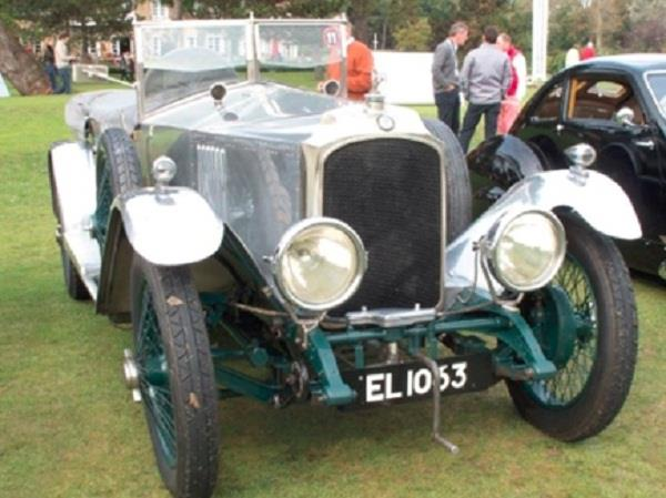 maharaja of kashmir s vintage sports car on auction in uk