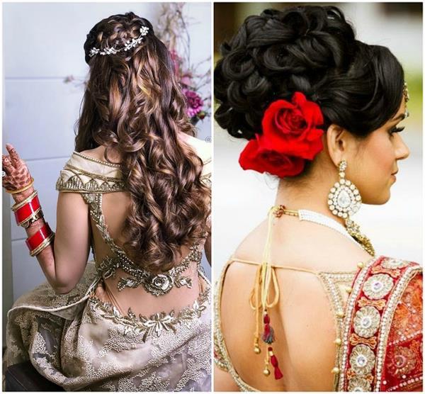Bride-to-be:वेडिंग के दिन ग्लेमरस लुक देंगे ये ट्रेंडी हेयरस्टाइल