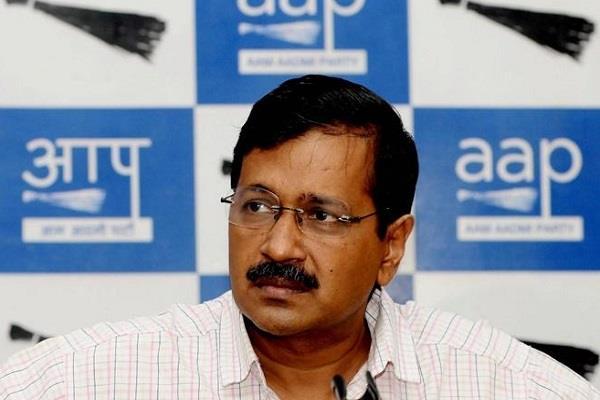 kejriwal blame on election commission