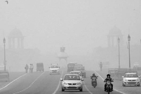delhi pollution srinivas k gopinath yogesh kumar