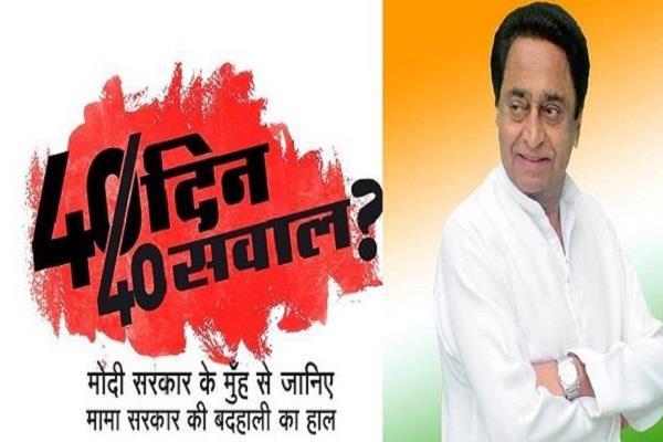 kamal nath s question no 13 from shivraj why is madhya pradesh