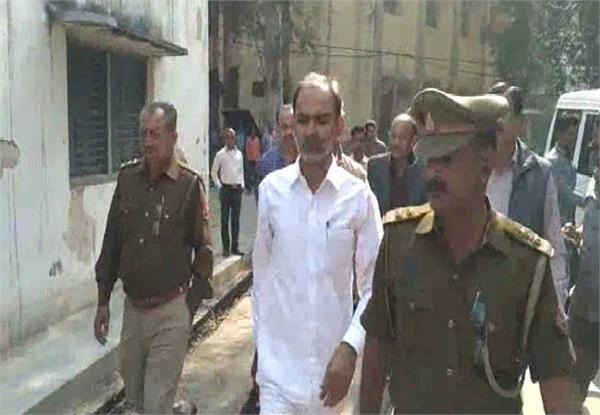mahesh singh was sent to jail