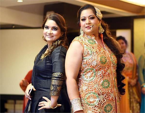 महिलाओं ने Wedding Fiesta में रैंप पर दिखाए फैशन के जलवे