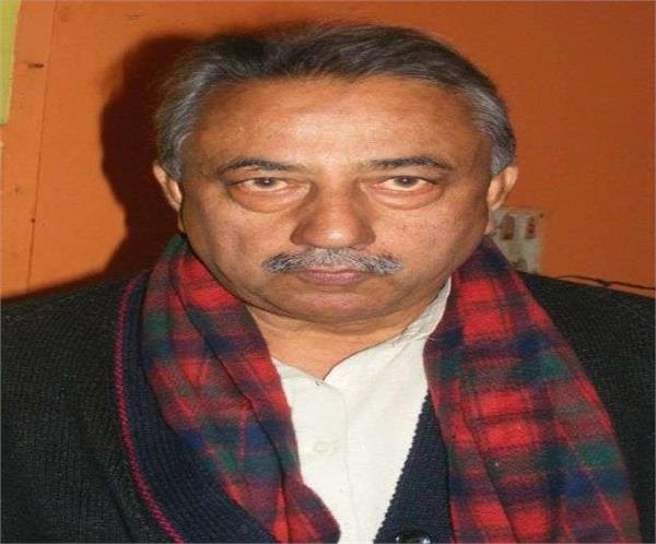 former uttar pradesh minister nawab kokab hameed passed away