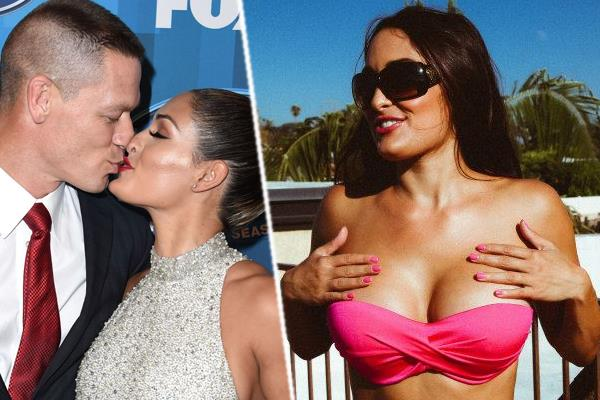 john cena not wish nikki bella on her birthday